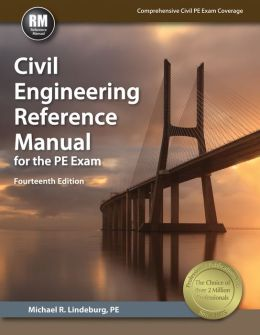 Top 5 civil pe books for the breadth exam book 1 the civil engineering reference manual fandeluxe Choice Image