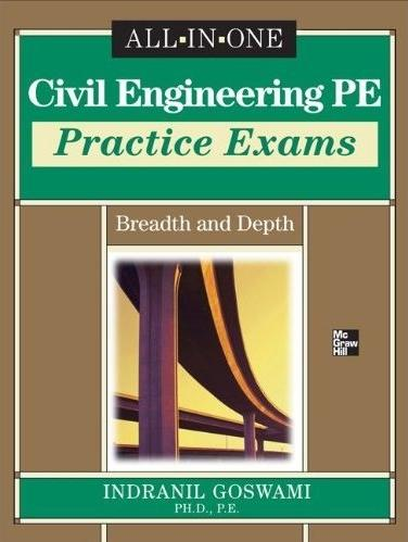 Top 5 civil pe books for the breadth exam book 5 fandeluxe Choice Image